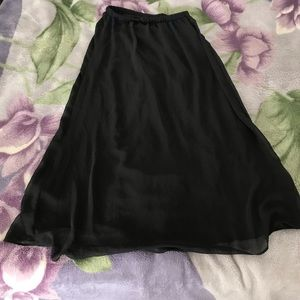 Xai by Forever 21 maxi skirt